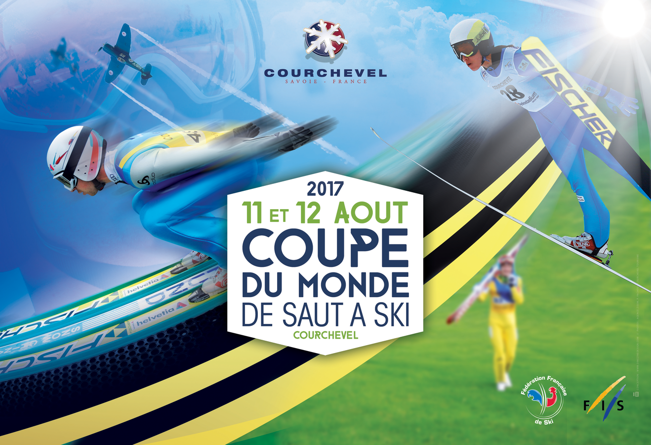 Coupe du monde de saut ski mairie de courchevel - Coupe du monde de ski courchevel ...
