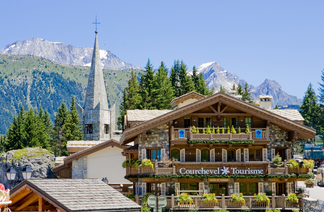 Fusion des offices de tourisme mairie de courchevel - Office tourisme courchevel 1650 ...